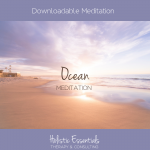 downloadable guided mediation ocean