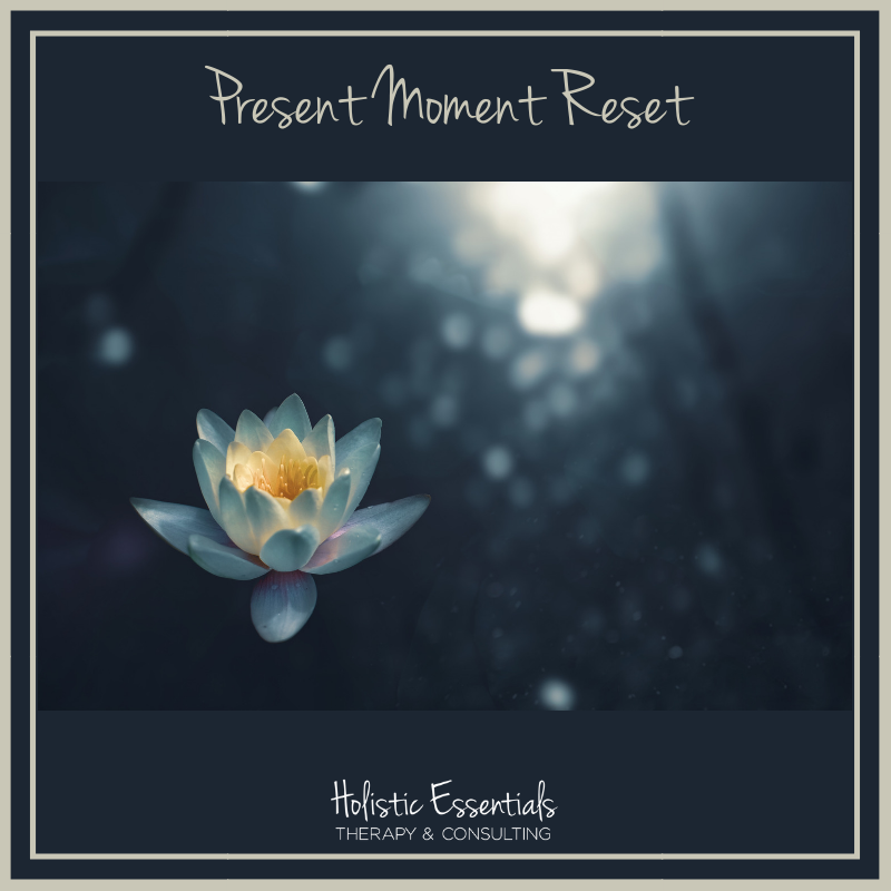 present moment reset meditation