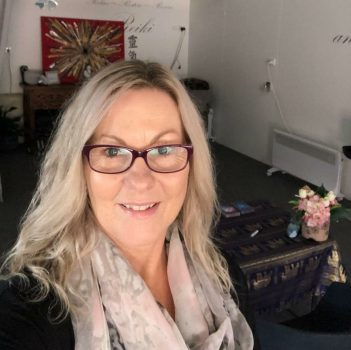holistic therapist Kerryn Slater